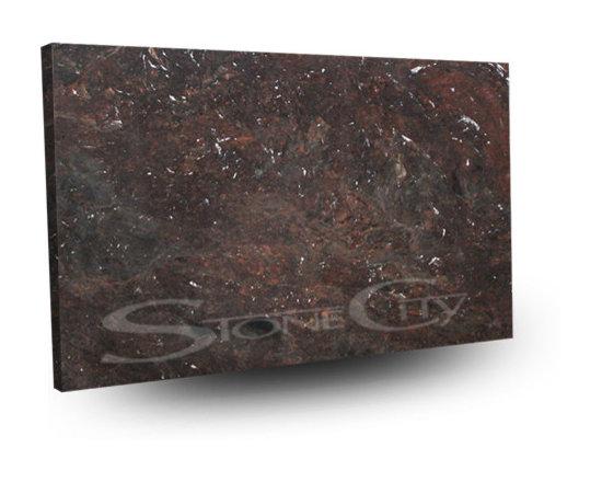 Breccia Imperiale Quartzite Slab -