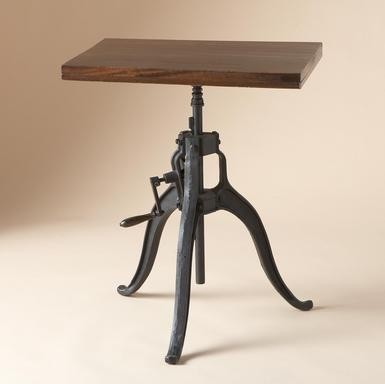 Gearworks Table traditional-side-tables-and-accent-tables