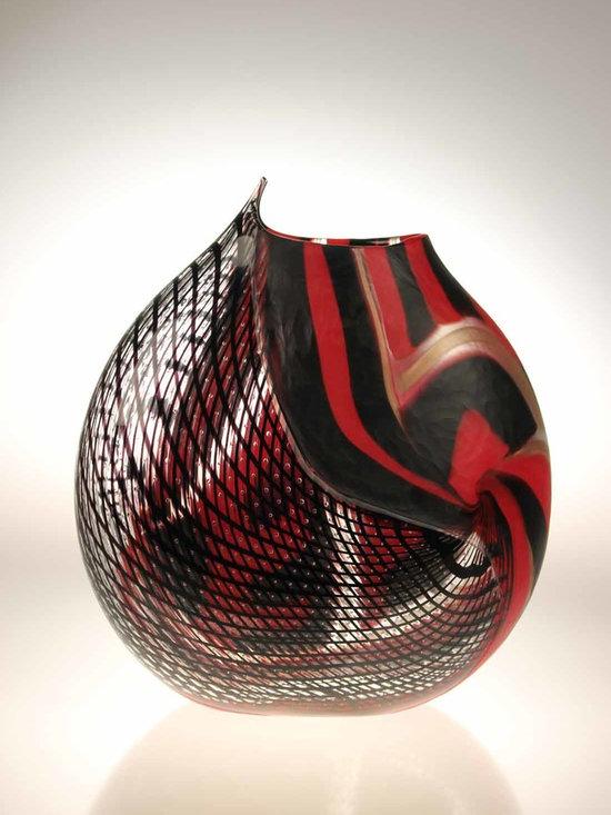 Murano Glass Studio Vases - PRICE ON APPLICATION