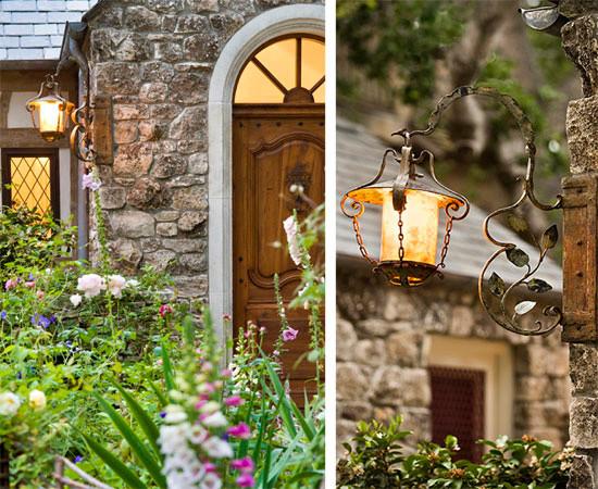 Carmel, CA Cottage traditional-exterior