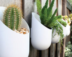 Wallter Outdoor Planters contemporary-outdoor-pots-and-planters