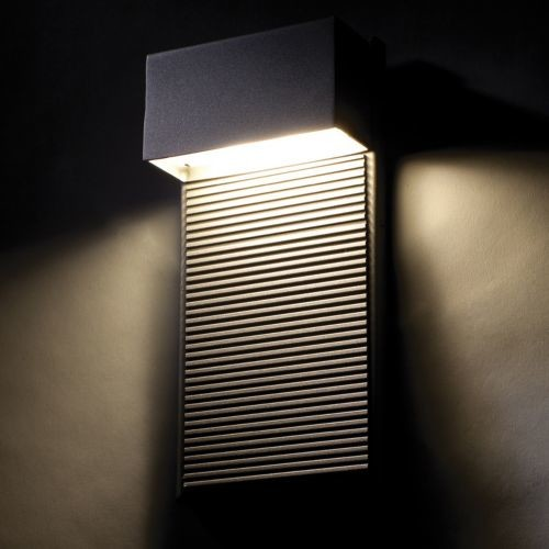 Hiline Indoor/Outdoor LED Wall Sconce by Modern Forms - Modern - Wall Lighting - by Lumens