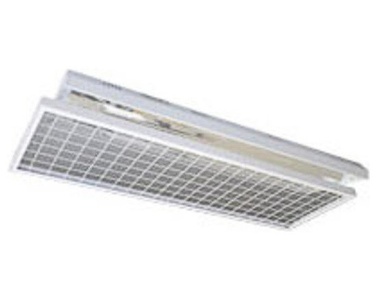 MaxLite - MaxLite MLFHBL4DFWGL Door Frame, Flat Wire Guard and Lens - This Door Frame, Flat Wire Guard and Lens is for covering a BayMAX LED Linear High Bay Light and diffusing its light, while protecting it from sports balls or other flying objects.