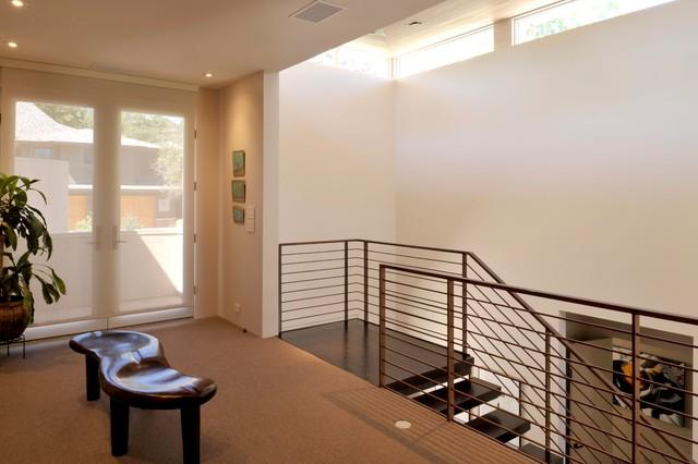 Boulder Modern Courtyard Home modern-hall