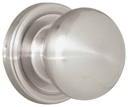 Weslock Impresa Traditionale Collection Door Knob traditional-cabinet-and-drawer-knobs