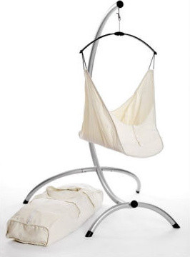 Dream Hammock with Optional Seat and Underlay contemporary-baby-swings-and-bouncers