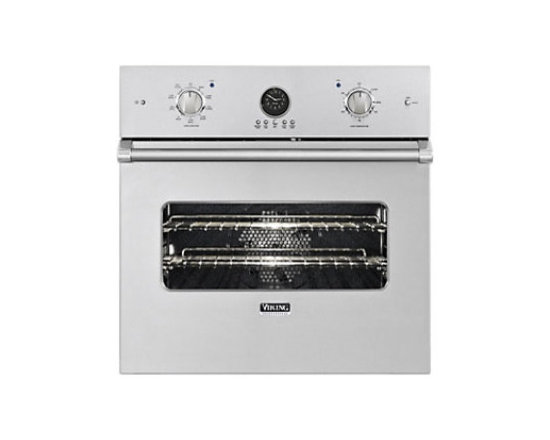 """Viking 27"""" Single Electric Wall Oven, Stainless Steel 