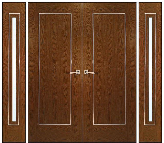 Wooden doors from kershaws modern interior doors for All wood interior doors