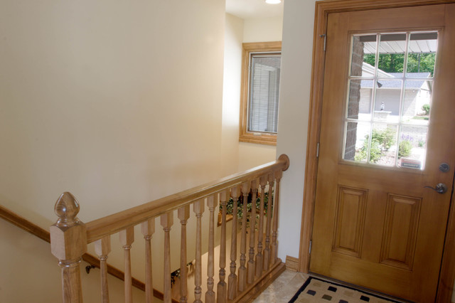 Mauer - Whole House Remodel traditional-staircase