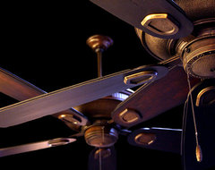 Heritage Damp Rated Fans traditional-ceiling-fans