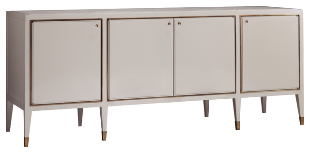 Shadow and Stone Server - Baker Furniture - Modern - Buffets And Sideboards - by Baker Furniture