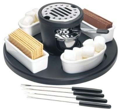 """Casa Moda """"S'mores"""" Maker contemporary-small-kitchen-appliances"""