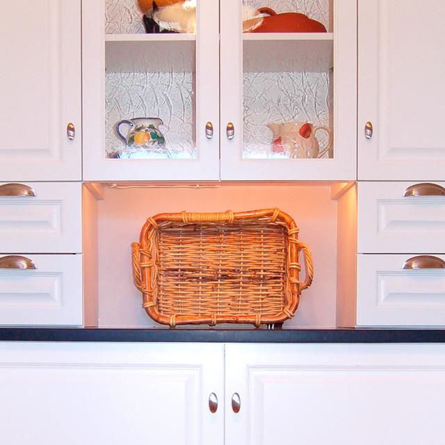 233 Broadway kitchen hutch modern-kitchen