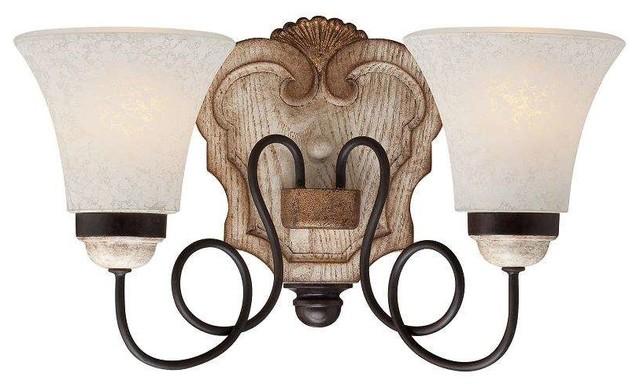 Minka Lavery 1292-580 Accents Provence Bathroom Light In Provence Patina traditional-bathroom-vanity-lighting