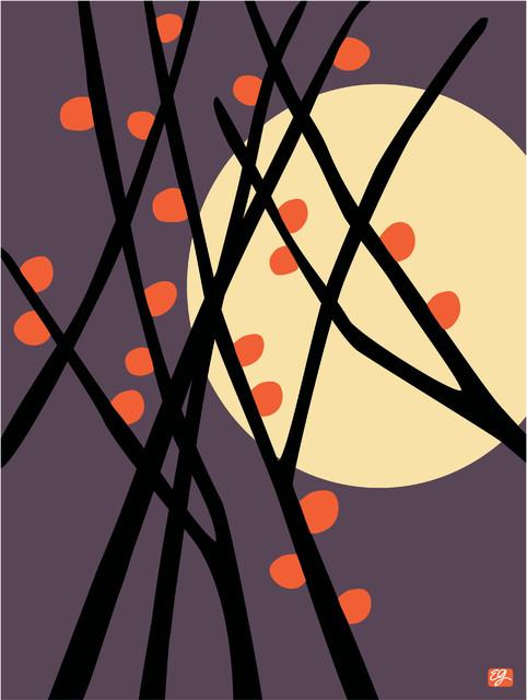Fairy Lights contemporary-artwork