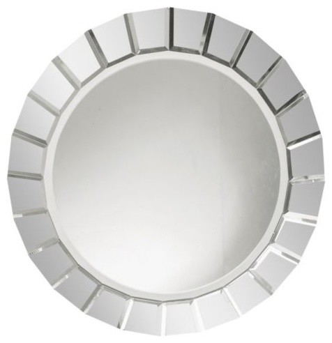 Fortune Mirror by Uttermost modern-paintings