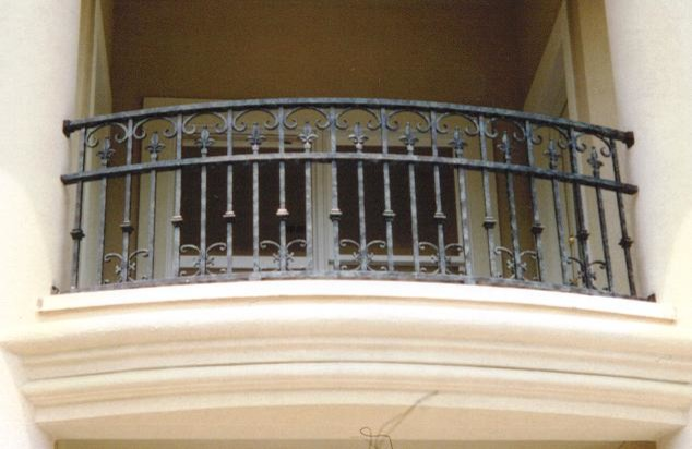 Aluminum Balcony Railing Craftsman Outdoor Products