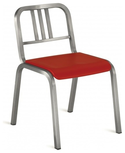 Nine-0 Stacking Chair modern-living-room-chairs