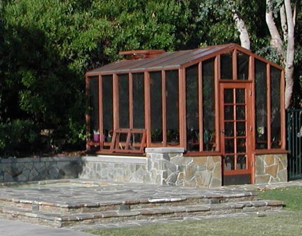 Custom GreenHouse traditional-greenhouses