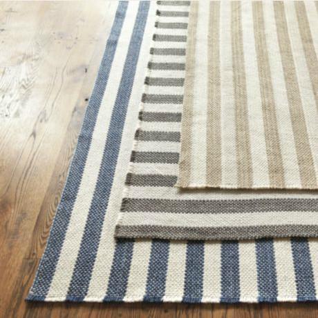 Vineyard Stripe Rug traditional-rugs