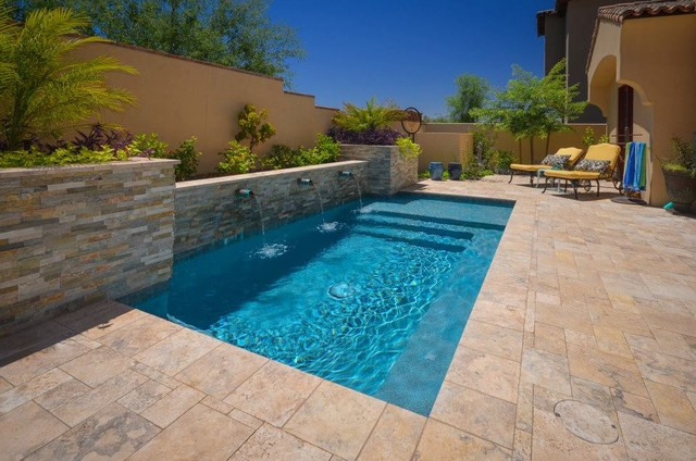 Spool In Scottsdale Modern Swimming Pools And Spas