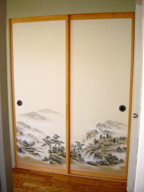 Japanese Fusuma Asian Windows And Doors San