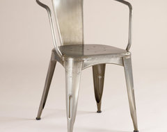 Jackson Metal Tub Chair industrial-dining-chairs