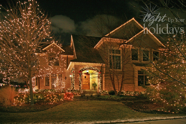Light up the town - portfolio traditional-exterior