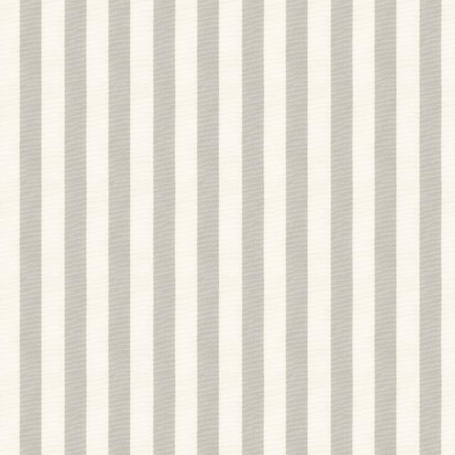 Taza Gray Stripe Fabric traditional-fabric
