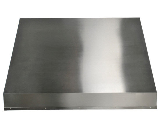 "Cavaliere - Cavaliere-Euro PS19-34"" Insert Liner Range Hood - Cavaliere Stainless Steel 218W Insert Liner Range Hood with 6 Speeds, Timer Function, LCD Keypad, Stainless Steel Baffle Filters, and Halogen Lights"