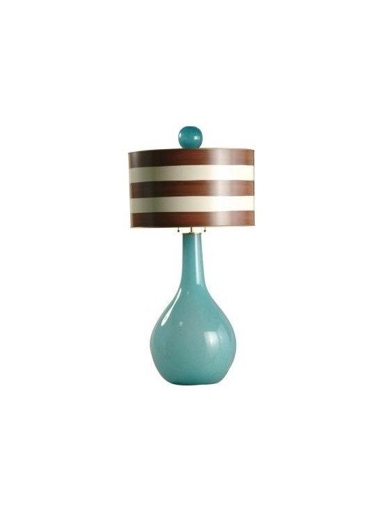Titan Glass Lamp -
