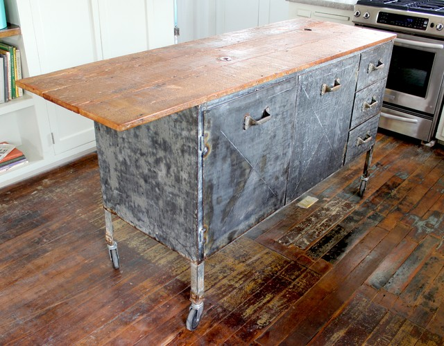 Furniture and Kitchen Islands eclectic-kitchen-islands-and-kitchen-carts