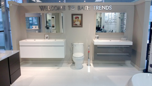 Bath Trends Store contemporary-bathroom-vanities-and-sink-consoles