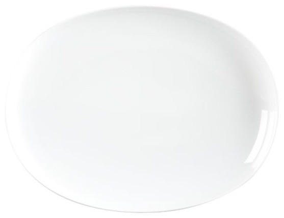 Madison Small Oval Platter modern-serving-dishes-and-platters
