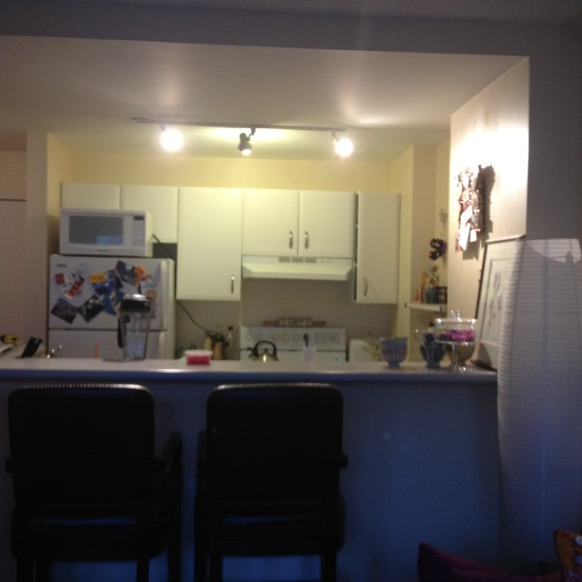 Kitchen and Bath Before/After