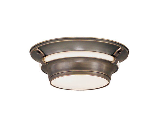 Ashland Surface Mount Ceiling Fixture (Old Bronze) -