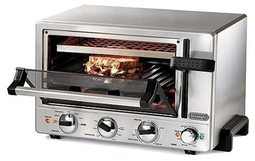 Delonghi Panini Browner Oven traditional-toasters
