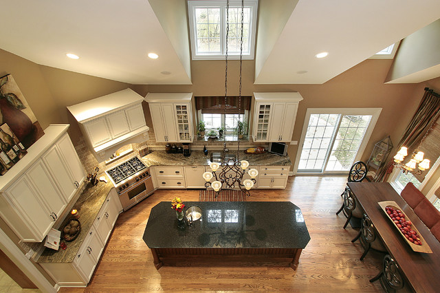 North Shore Projects traditional-kitchen
