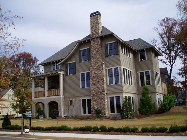 Westbrook Model Home traditional