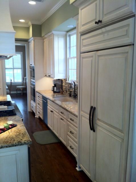 Arnold Kitchen Renovation traditional