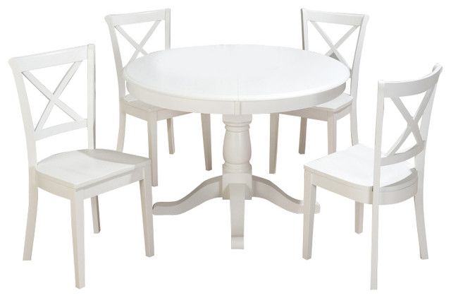 piece round pedestal dining room set with leaf traditional dining