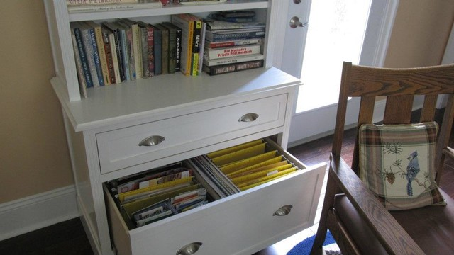 Old Schoolhouse Cabinets storage-cabinets