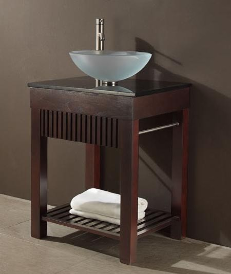Bathroom Vessel Sink Vanity : Vessel Sink Vanities contemporary-bathroom-vanities-and-sink-consoles