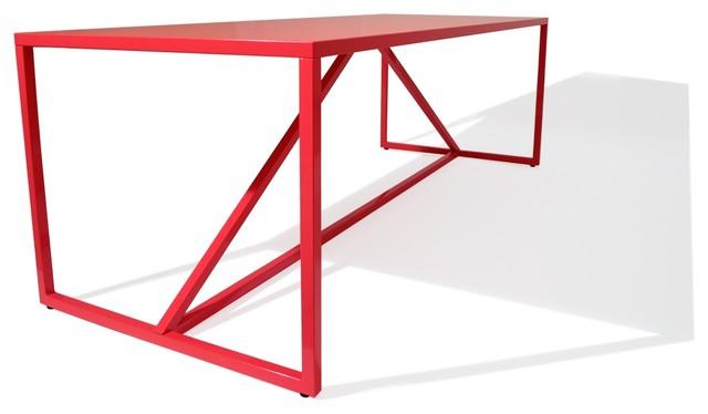 Blu Dot Strut Table Design Public Contemporary