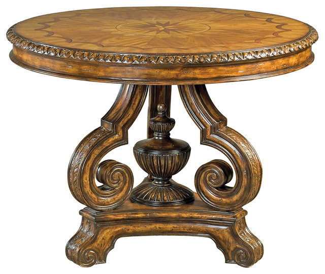 Victorian Ash Coffee Table: Algiers Center Table