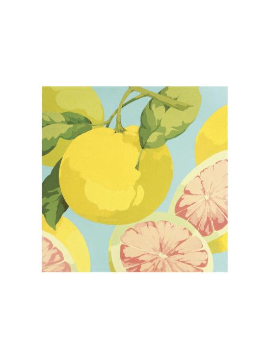"""Fresh Grapefruits"" by Martha Negley -"
