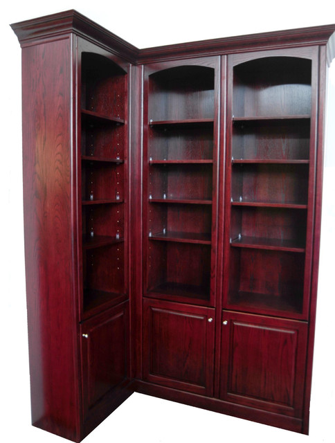 Tall Bookcase traditional