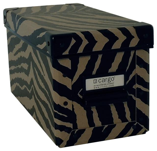 Cargo Safari CD Box contemporary-desk-accessories