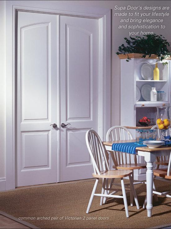 Supa Doors - 2 Panel Victorian -