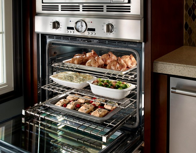 30 INCH PROFESSIONAL SERIES DOUBLE OVEN traditional-ovens